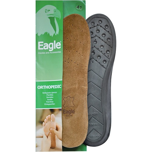 Suede & Latex Orthopedic Insole
