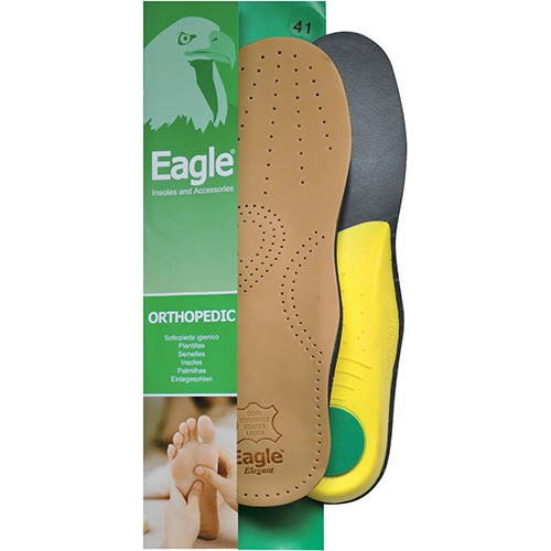 Leather & Foam Sport Insole