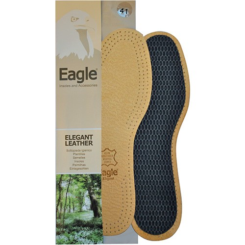 Eagle pecari and latex insole