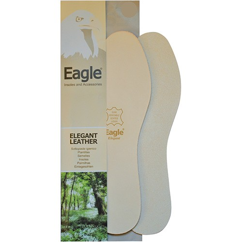 Eagle cow leather insole