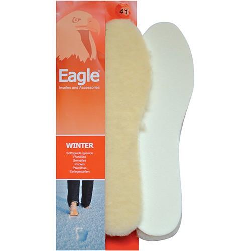 Eagle Fur Wool warm Insole
